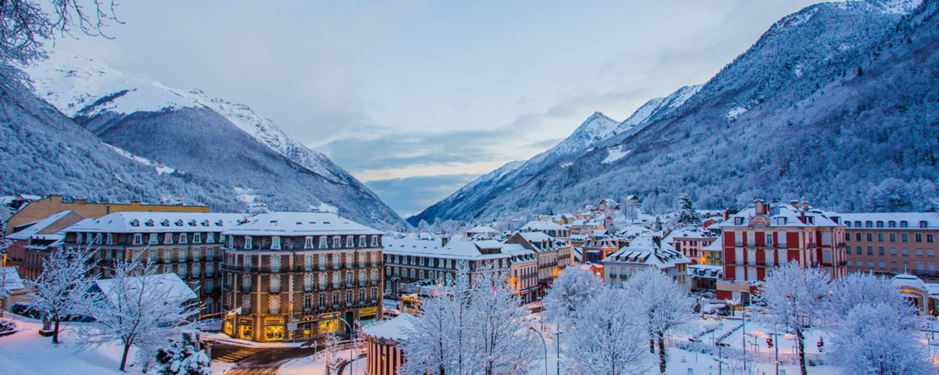 Cauterets Village  | Gavarnie Valleys