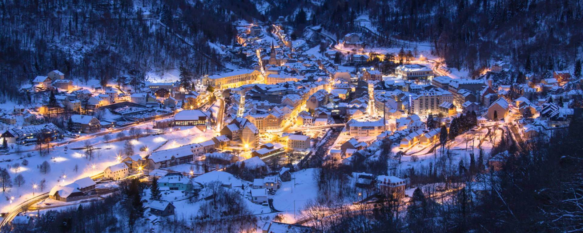 Village Cauterets | Vallées de Gavarnie
