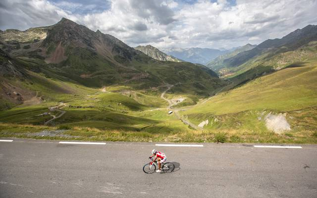 Col du Tourmalet - Bike - Valleys of Gavarnie
