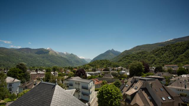 Webcams Argeles-Gazost Valley
